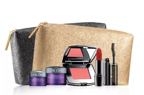 Lancôme Receive a FREE 6pc Gift with any 125 Lancôme Purchase Reviews Gifts with Purchase Beauty Macy s