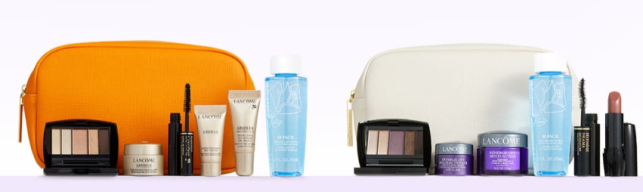 lancome Gift with Purchase Nordstrom 7pc march 2020 icangwp blog