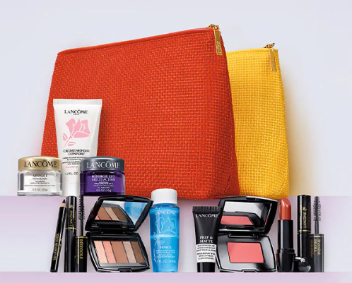 lancome gift with purchase Von Maur mar 2020 icangwp