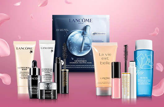 lancome gwp march 2020