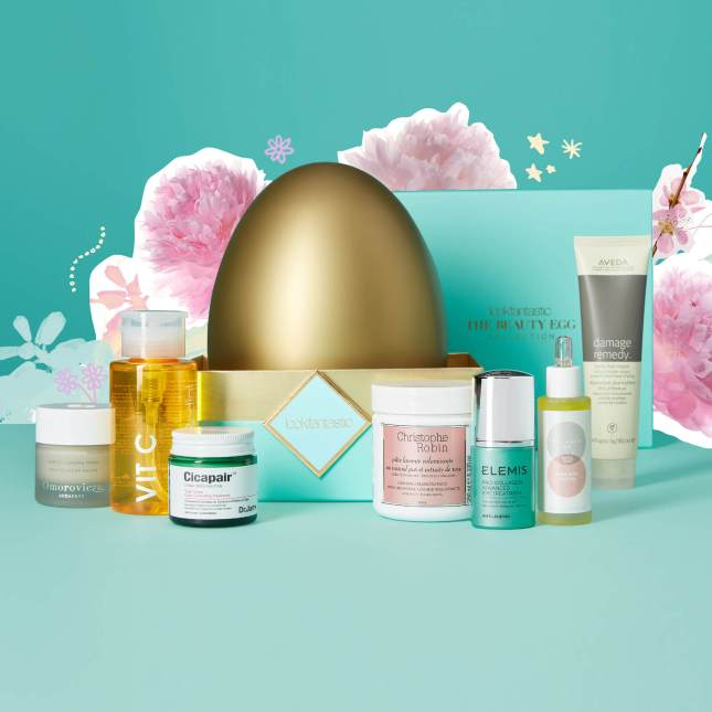 lookfantastic beauty egg box 2020 icangwp blog