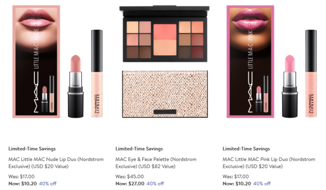 mac sale Nordstrom icangwp blog march 2020