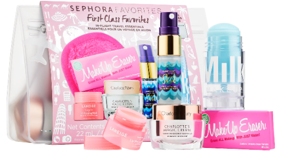 Mini Travel Essentials Set Sephora Favorites Sephora