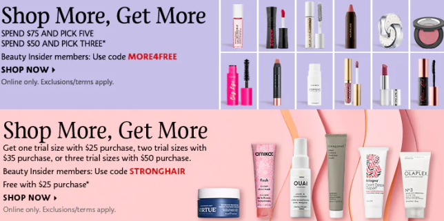 Sephora Coupons Promo Codes Coupon Codes Sephora icangwp march 2020