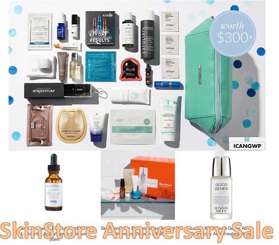skinstore anniversary sale 2020 icangwp blog