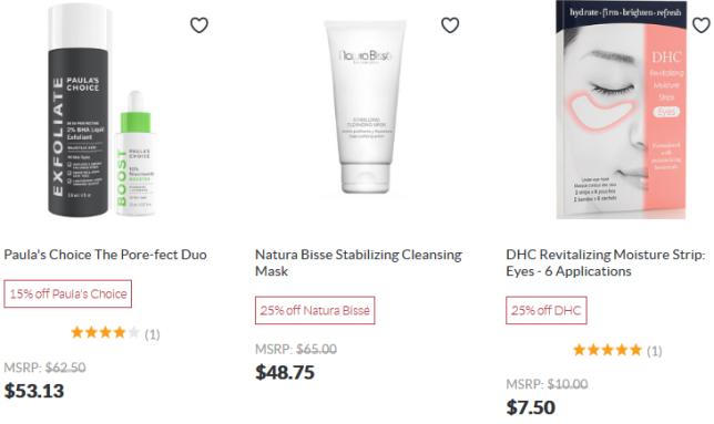 SkinStore Sale Beauty Deals Beauty Offers – SkinStore icangwp anniversary sale