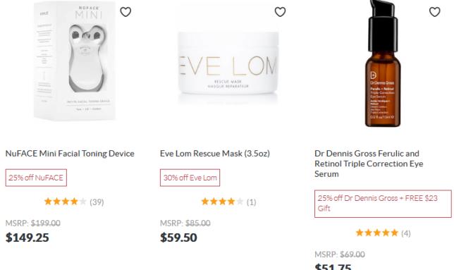 SkinStore Sale Beauty Deals Beauty Offers – SkinStore