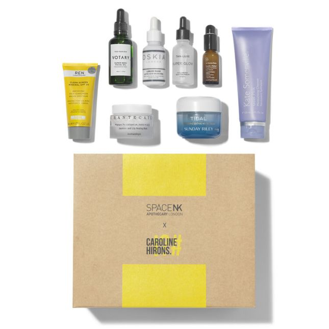 space nk x caroline hirons beauty box