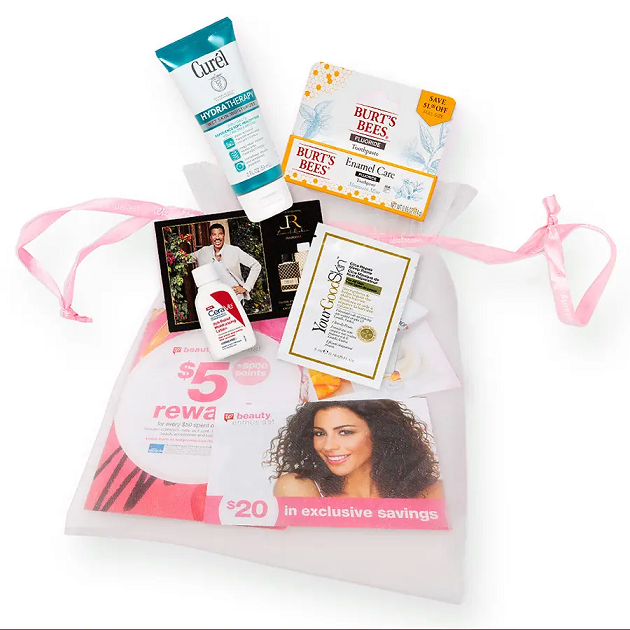 walgreens sample bag mar 2020 icangwp