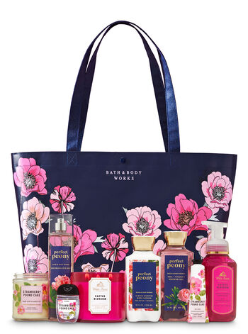 bath and body works spring bag icangwp