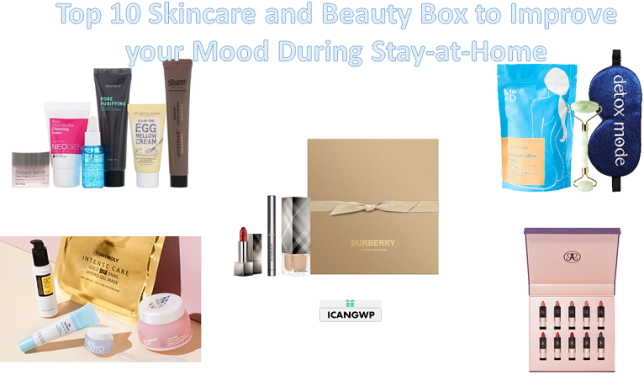 beauty box stay at home