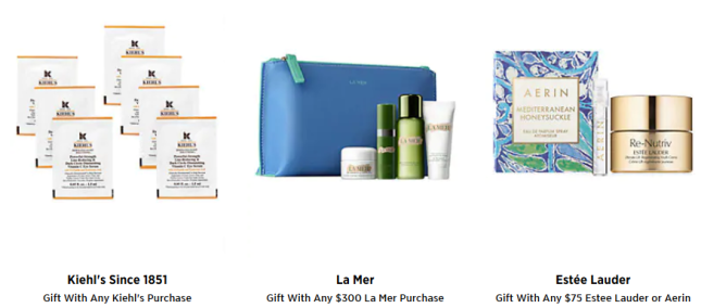 Beauty   Gifts with Purchase   saks.com la mer