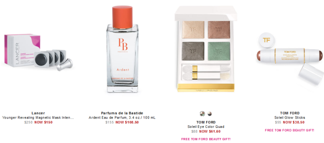 Beauty Sale at Neiman Marcus