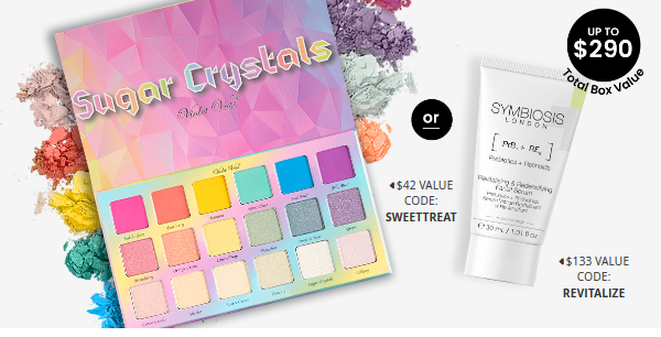 BOXYCHARM april 2020 free gift