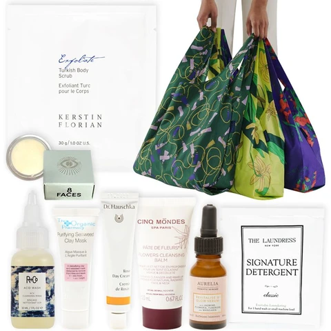 earth day gift with purchase beauty habit