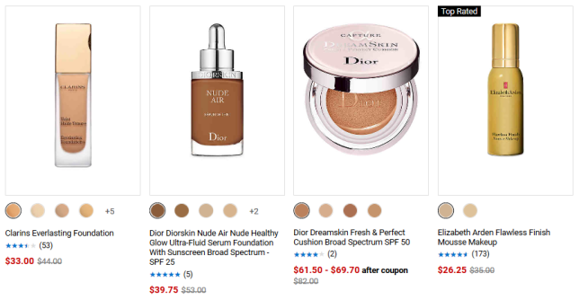 Foundation Makeup belk