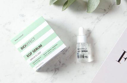 glossybox mothers day box spoielrs icangwp bioeffect egf serum