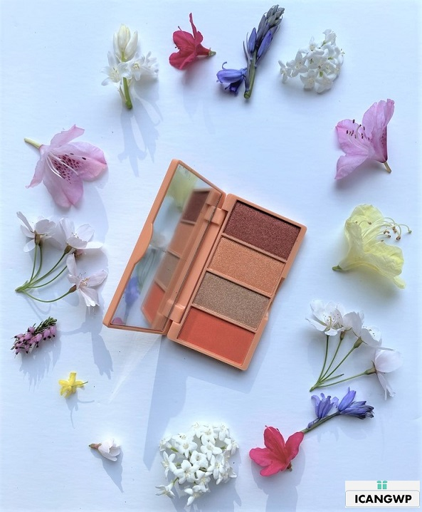 lookfantastic review icangwp beauty blog palette