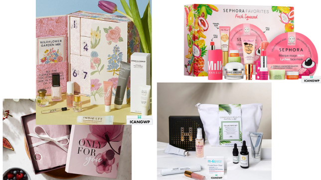 mothers day limited edition beauty box icangwp 2020