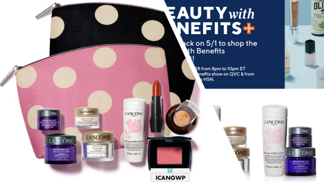 qvc beauty with benefits 2020 icangwp