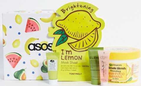 ASOS Fruity Beauty Box SAVE OVER 64 ASOS