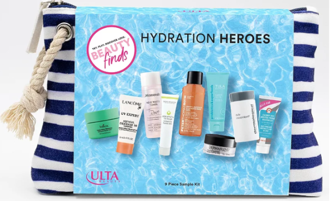 Beauty Finds by ULTA Beauty Hydration Heroes Ulta Beauty icangwp