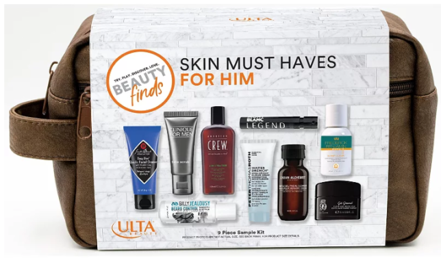 Beauty Finds by ULTA Beauty Skin Must Haves For Him Ulta Beauty icangwp