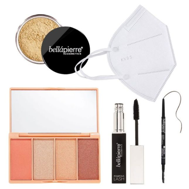 bella pierre quarantine beauty pack