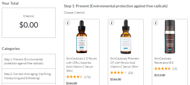 Build Your Own SkinCeuticals and Dermablend Routine SkinStore