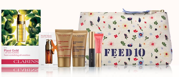 clarins Gift with Purchase Nordstrom icangwp may 2020