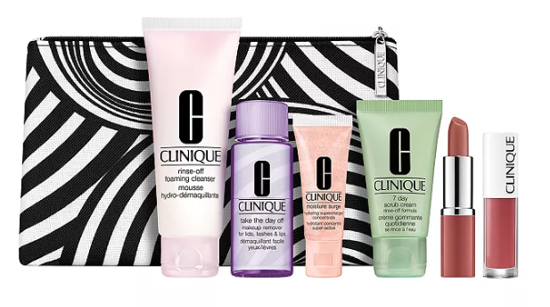 Clinique Gift with any 60 Clinique purchase Bloomingdale s icangwp may 2020