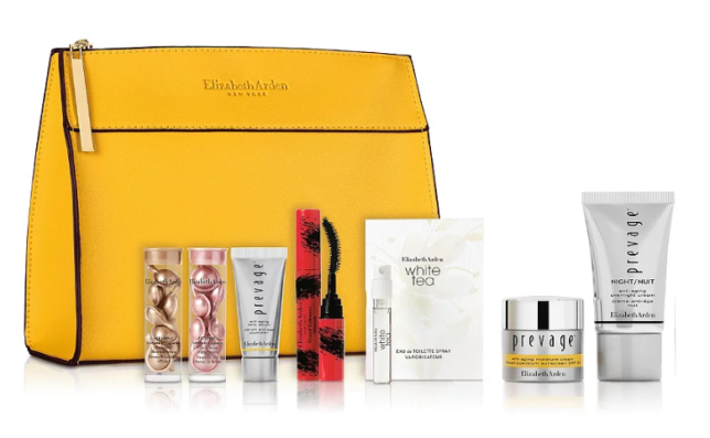 Elizabeth Arden Free 8 Piece Prevage or Ceramide Gift Set with 40 brand purchase Ulta Beauty