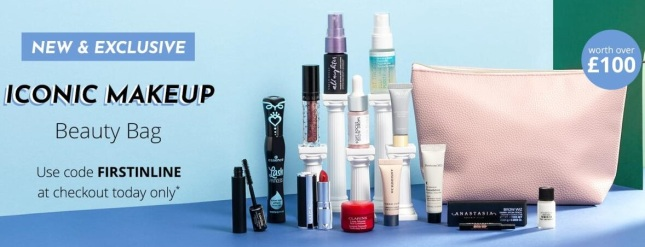 feelunique beauty bag icangwp beauty blog may 2020 2