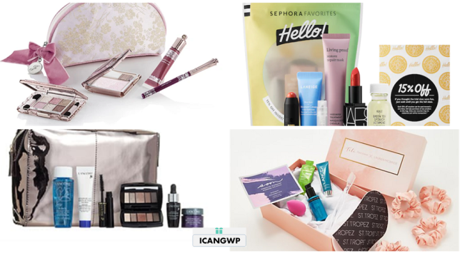 free lancome Gift with Purchase Nordstrom may 2020 icangwpblog