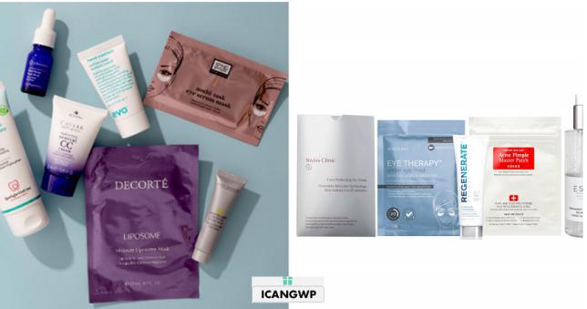 lookfantastic beauty bag may 2020 icangwp