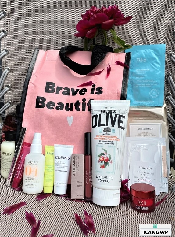 qvc Beauty with Benefits free gift may 2020 icangwp unboxing