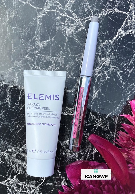 qvc Beauty with Benefits gift 2020 icangwp unboxing elemis