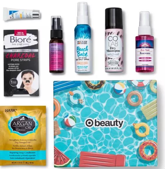 Target Beauty Box™ May Summer Hair Or Skin Target