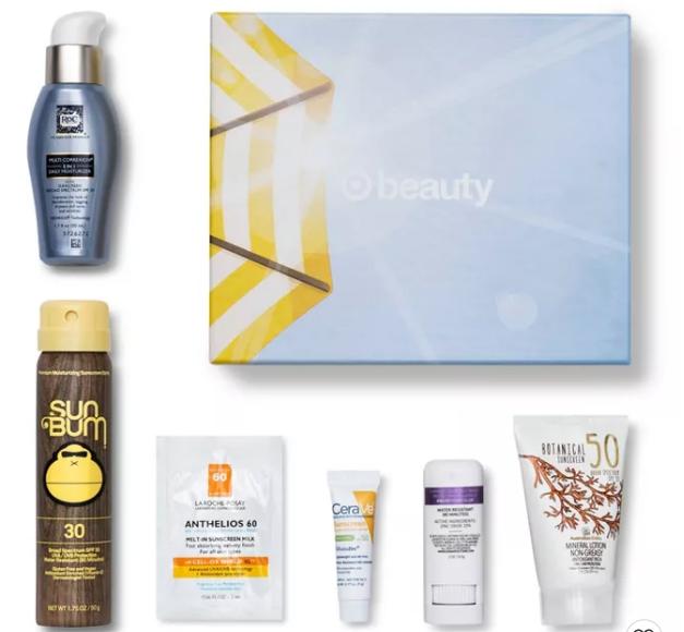 Target Beauty Box™ Suncare Target