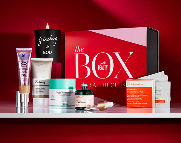 the cult beauty box by sali hughes 2020 icangwp