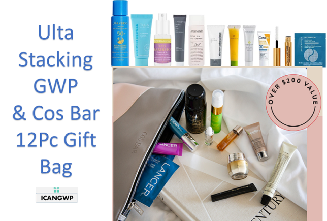 ulta memorial day and cos bar gift bag icangwp blog