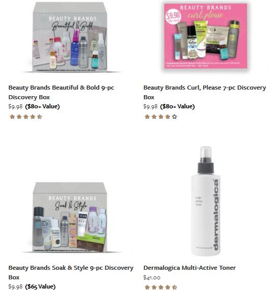Beauty Brands Beauty Skincare Makeup Hair Nails Salon and Spa