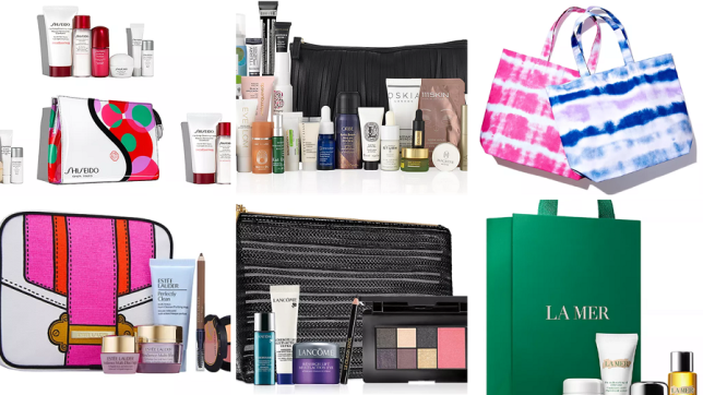 bloomingdales estee lauder gift with purchase lancome gift with purchase icangwp