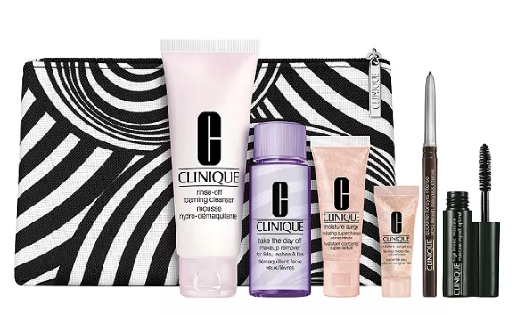 Clinique Gift with any 50 Clinique purchase Bloomingdale s icangwp