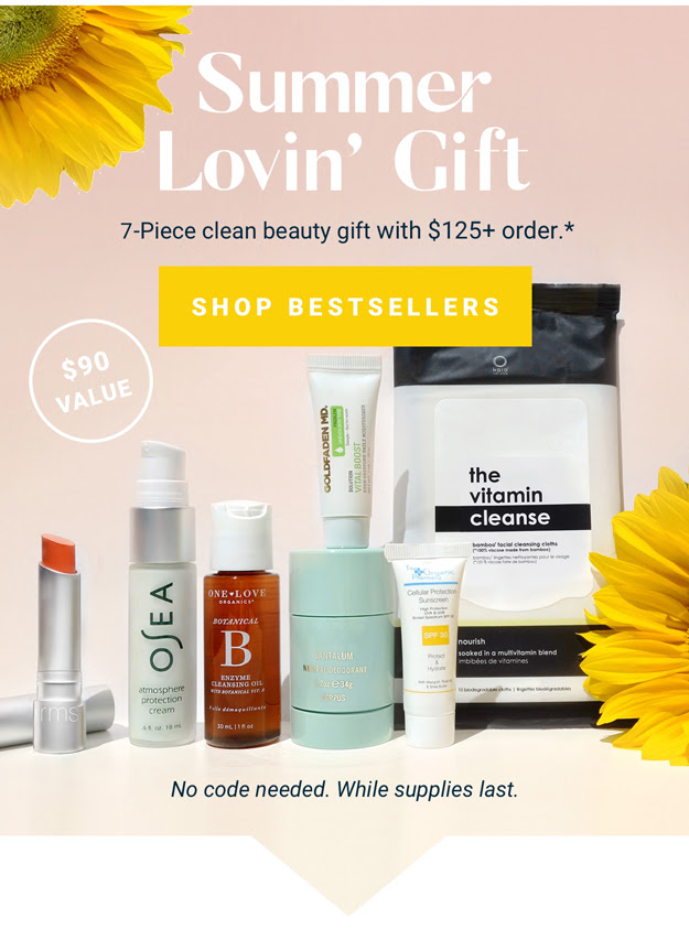 credo beauty gift with purchase june 2020 icangwp