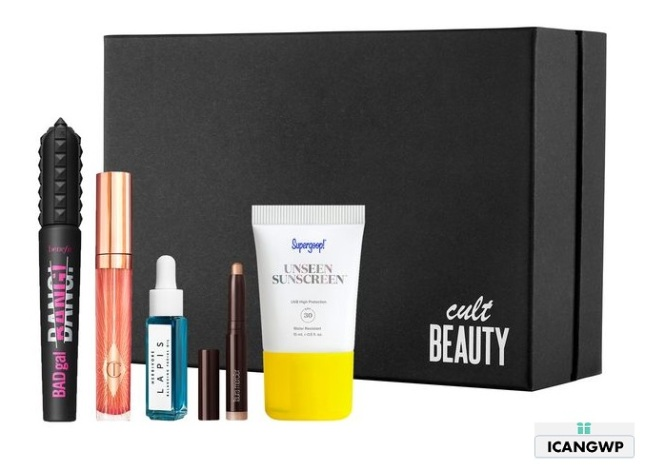 cult beauty starter kit icangwp beauty blog june 2020