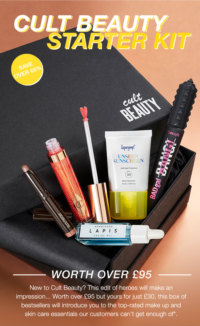 cult beauty starter kit icangwp blog june 2020