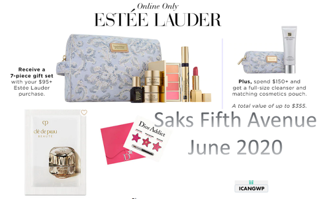 estee lauder gift with purchase saks fifth avenue icangwp