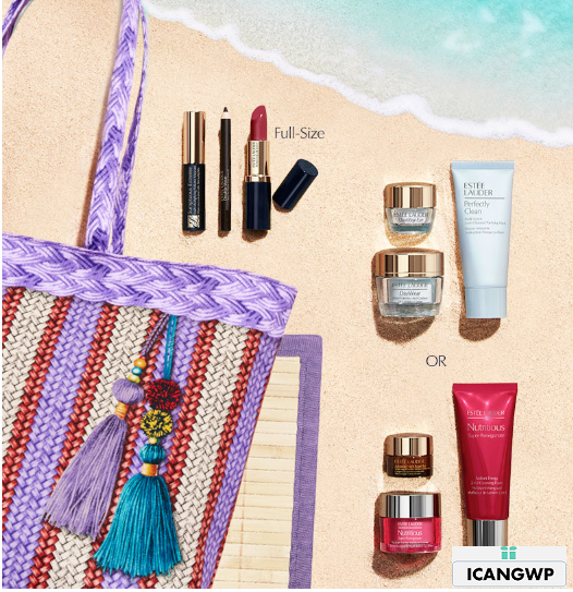 Estee Lauder summer gift with purchsae june 2020 icangwp blog
