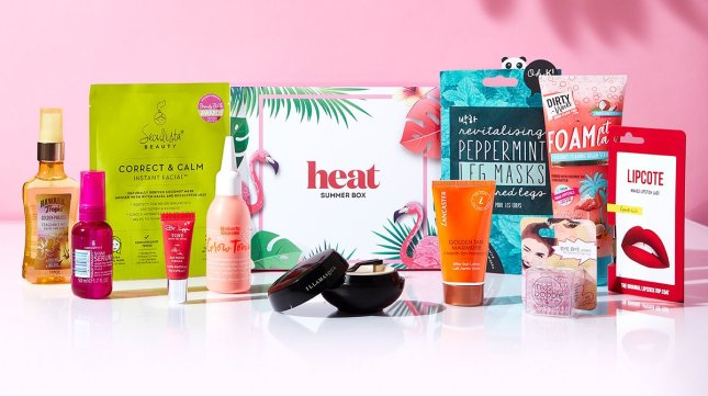 glossybox limited edition beauty box summer essentials icangwp Heat-Lifestyle-Baseline